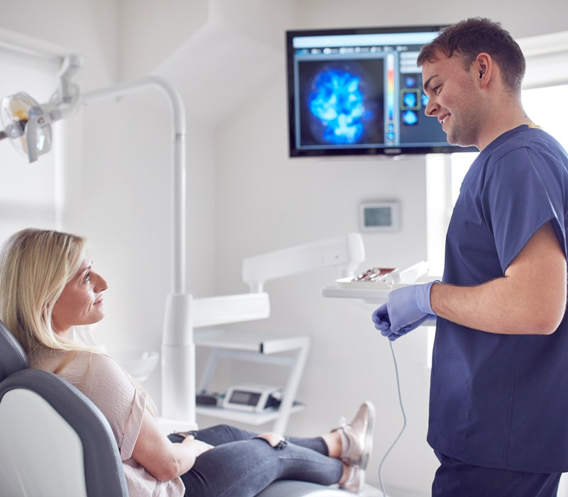 Background CALCiViS - Dental Imaging System