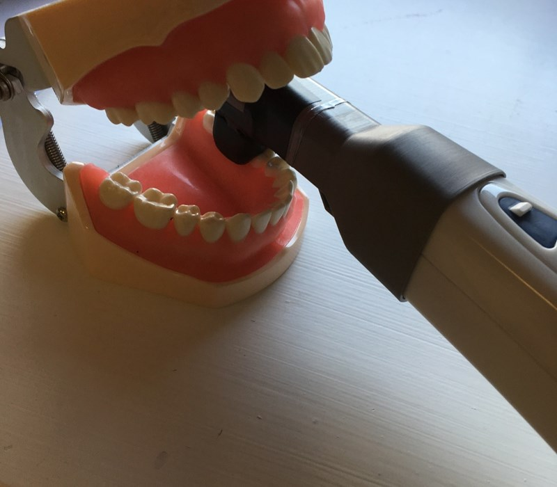 Challenges CALCiViS - Dental Imaging System