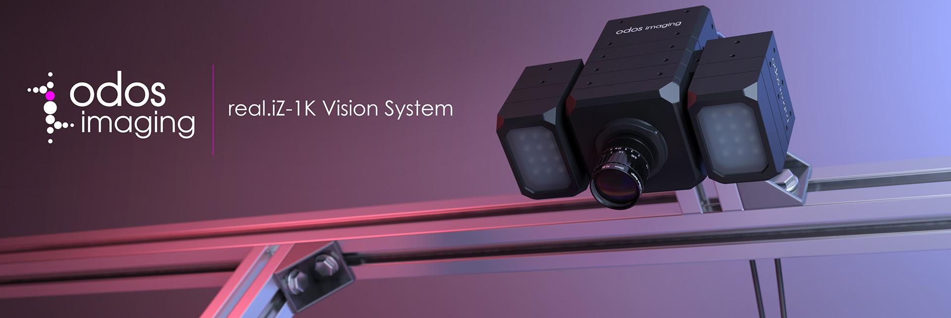 Odos Imaging - StarForm 3D time-of-flight camera
