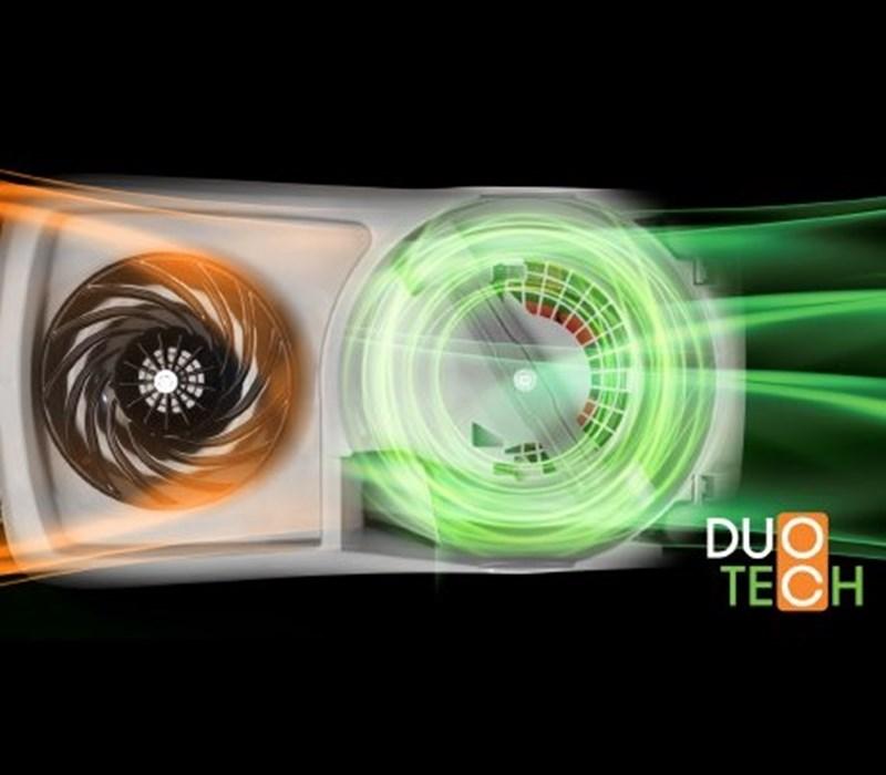 Background Flymo - UltraGlide