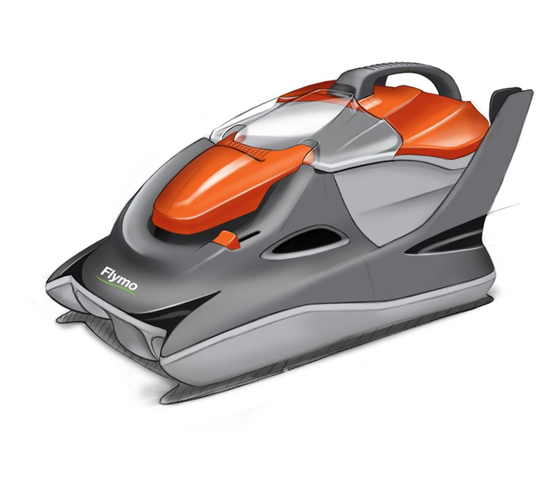 Concept Flymo - UltraGlide