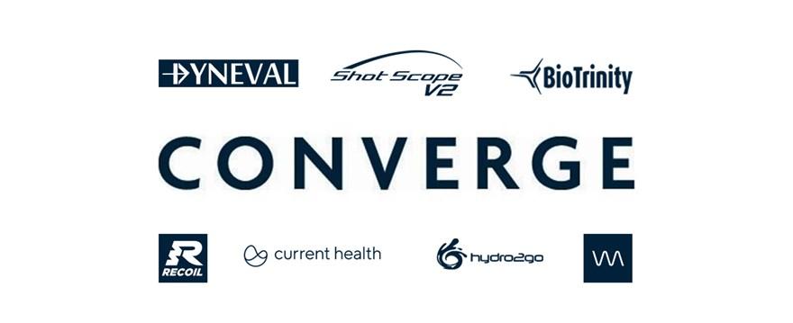 converge logos i4 product design