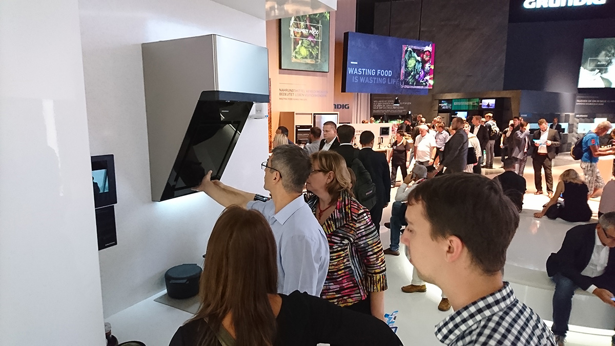 IFA Berlin 2017 - What we learnt from our whirlwind visit