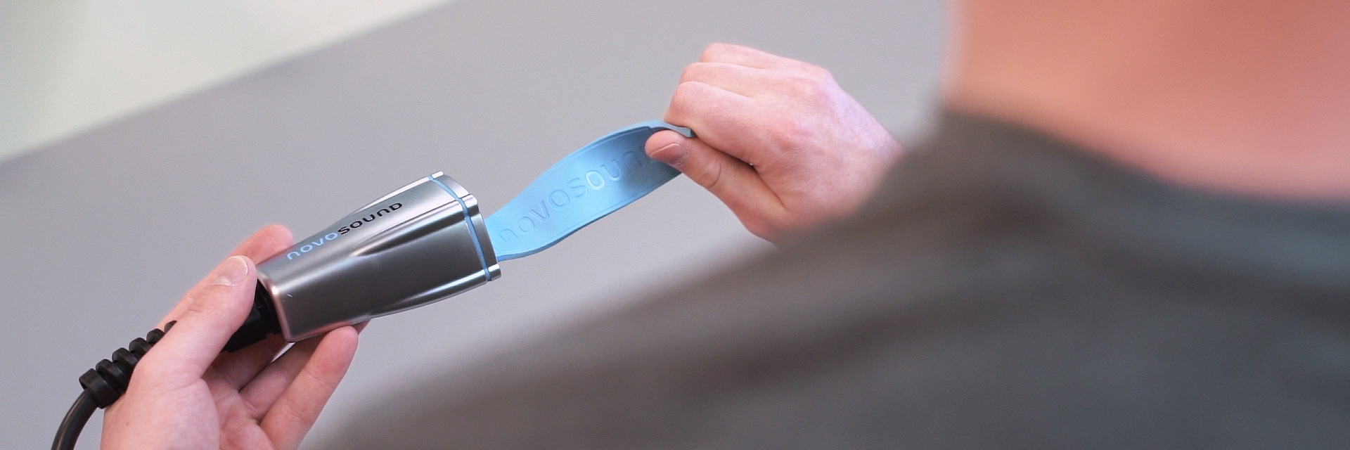 Novosound - Flexible Inspection Array inspection