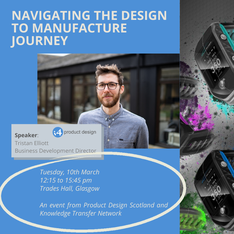 Navigating the Design to Manufacture Journey