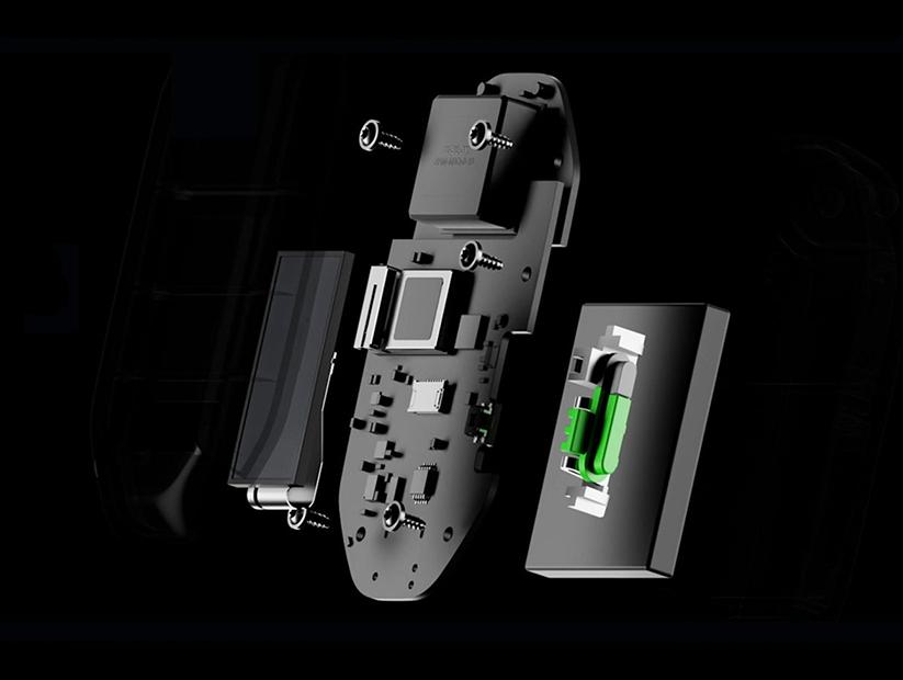 playerdata i4 product design